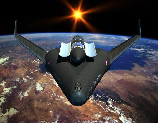 Lockheed Martin Stars >> NASA Venture Star - Pics about space