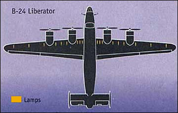 project Yehudi TBM-3D Avenger B-24 Liberator U. S. Navy optical stealth
