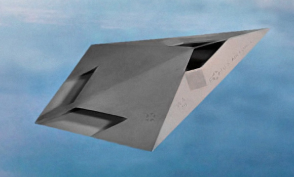 Lockheed Hopeless Diamond Have Blue XST experimental stealth survivable testbed low observable DARPA
