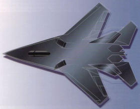Lockheed ATF early study project proposal stealth stealthy