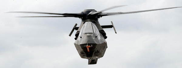 Boeing Sikorsky RAH-66 Comanche stealth helicopter