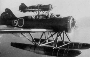 Yokosuka E14Y Glen submarine reconnaissance fighter