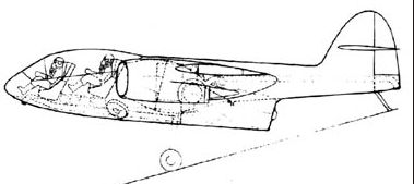 Hawker P.1127 early study