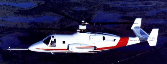 Sikorsky S-69 ABC Advancing Blade Concept XH-59 experimental helicopter