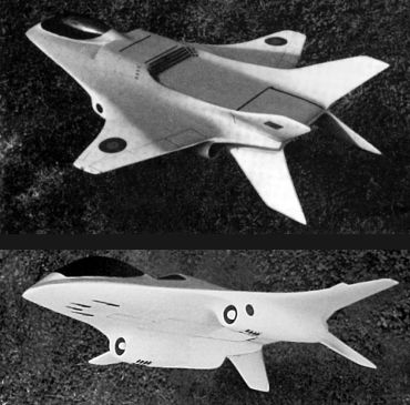 IML Group ADDAX-S STOL supersonic fighter proposal New Zeland