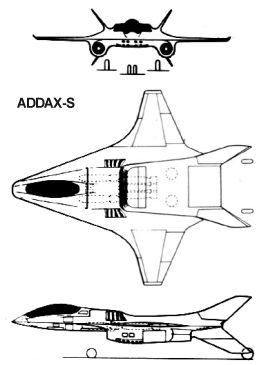 IML Group ADDAX-S supersonic STOL fighter bomber New Zeland