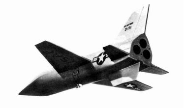 Bell X-15 proposal