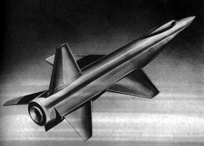 North American X-15 proposal