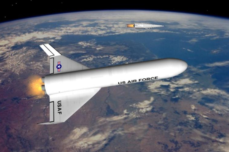 X-42 RAST reusable access to space technology RLV