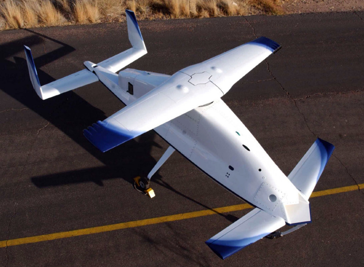 Boeing X-50A Dragonfly CRW Canard Rotor Wing  UAV unmanned aerial vehicle rotorcraft