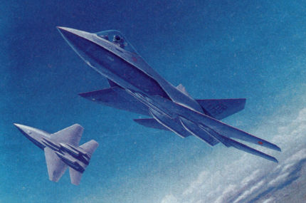 Boeing MRF multirole fighter concept proposal