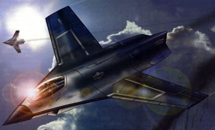 JAST Joint Advanced Strike Technology fighter program proposal DARPA USAF US Navy USMC common stealth