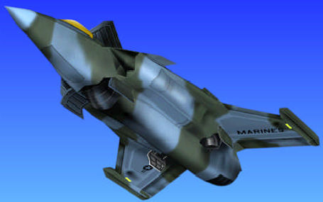 Northrop JAST joint TSC-3A stealth fighter plane attack STOVL vertical landing proposal project tri service commonality