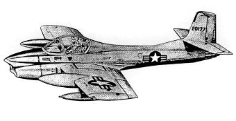 Bell X-14C VTOL production version light attack aircraft plane experimental